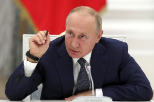 푸틴 러 대통령, 노벨평화상 후보로 추천받아…나발니도 후보
