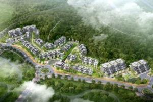 최첨단 시설로 아파트 이상의 서비스 제공… 블록형 단독주택 '라…