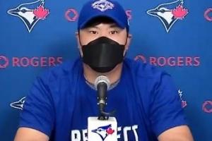 """류현진 """"이제 양키스 상대 자신감 충만"""""""