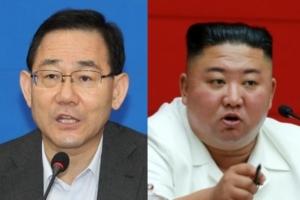"""주호영 """"김정은 대단히 미안? 안보리 때문에 사과…사실관계도 왜…"""