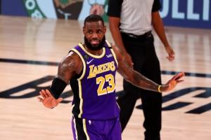 마이애미 vs 레이커스 '르브론 시리즈' 된 NBA 파이널