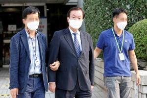광복절집회 주최한 김경재 전 자유총연맹 총재 등 구속