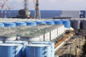 """그린피스 """"후쿠시마 방사성 오염수 방류는 국제해양법 위반"""""""