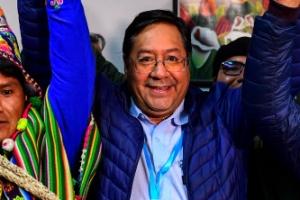 모랄레스 부활?… 볼리비아 대선 좌파후보 당선 유력