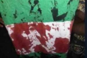 """나이지리아 군, 시위대 향해 발포 …""""10여명 사망"""""""