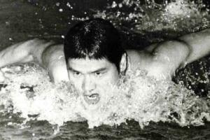 '아시아의 물개' 조오련, 대한민국 스포츠 영웅으로