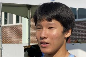 초등생 '헐크' 최명진 일주일만에 자신이 세운 한국 남초부 기록…