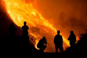'악마의 바람' 타고 美 산불 확산… LA한인 거주지 10만명 대피