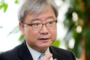 """김석동 """"삼성에서의 첫 경험이...경제정책 수립의 자양분"""""""