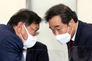 '염치 없다' 비판에도 서울·부산시장 후보 공천하는 민주당 속사…