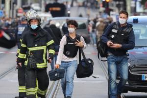 종교가 무엇이기에…프랑스 니스에서 또 잔혹한 흉기 테러(종합)