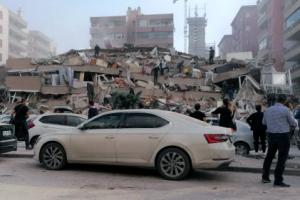 """""""터키 지진으로 4명 사망·120명 부상"""""""