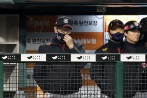 """2위 확정 이강철 감독 """"처음 가는 길 최선 다해보겠다"""""""