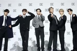 BTS 또 새 역사…'BE' 빌보드200 1위로 비틀스 버금가는 기록