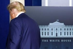 다우지수 정권이양·백신 기대에 3만 돌파, 트럼프 1분 자화자찬