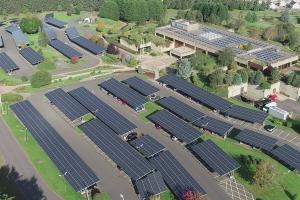 한화큐셀, 영국 최대 보험사 아비바 주차장 태양광 사업 참여