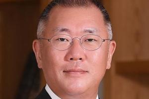 정의선, 신동빈 만나 '미래차 협력' 논의
