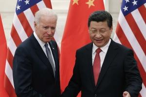 시진핑, 바이든에 뒷북 축하메시지…독일엔 자유무역 러브콜로 美 …