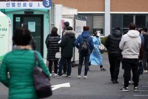 """""""확진 장교 접촉자 무더기로"""" 전남 상무대 군인 총 17명 확진(종…"""