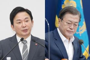 """원희룡 """"문재인 정부, 노무현 아닌 박근혜 정부와 비슷"""""""