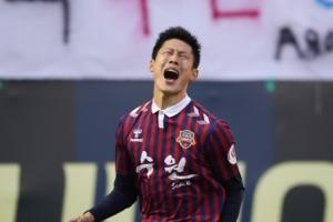 '인민 호날두' 안병준, K리그 사상 첫 북한 대표팀 출신 MVP