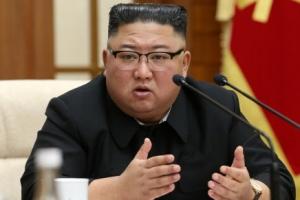 """美 전문가 """"北 김정은, 중국 코로나 백신 접종...안전성 의문"""""""
