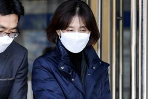 """감찰위서 '보고서 삭제' 두고 두 검사 설전… 박은정 """"지시 안 …"""
