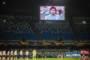 이탈리아 나폴리 스타디움 명칭 '마라도나'로 공식 변경