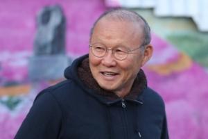 박항서 감독, 사회공헌 '파파박 프로젝트' 출범