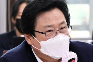 """민주당 """"국민의힘 비리종합세트""""…정의당 """"'강기윤 의원직 사퇴…"""
