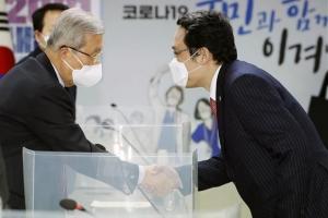 """김종인 """"코로나19 방역이 정치적으로 이용됐다 생각"""""""