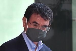 고노 다로 행정개혁상 도쿄올림픽 취소 가능성 언급, 일본 각료 중…