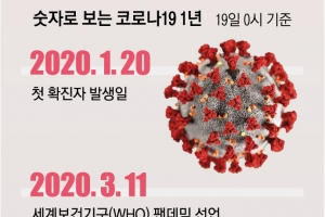 """""""1차 유행 잘 막아낸 K방역… 뻔히 예상된 3차 땐 총체적 난국"""""""