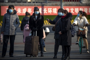 베이징 영국발 변이 유입에 초긴장…지역 내 6명 '변이 감염'