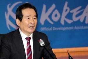 """정 총리, '자영업 손실보상법' 기재부 반대에 """"개혁저항세력"""""""