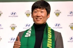 전북 현대 '조언자' 박지성, 국내 프로축구 무대 입성