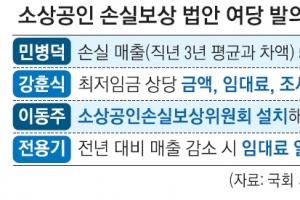 """최저임금·임대료 손실 보상 """"재정 누수 막는 길로 가라"""""""