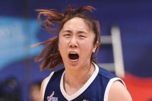 여자농구에서 'NBA급 쇼맨십' 애나 킴이 던진 신선한 충격