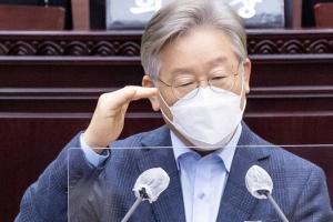 """이낙연 '깜빡이' 발언에…이재명 """"서운? 그럴리가"""""""