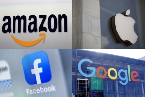 규제 막아라… 페북·아마존 400억원 '로비 공세'
