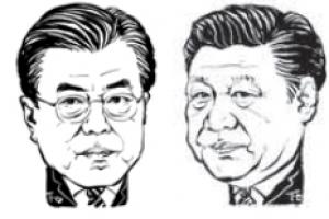 """시진핑 """"北, 한미와 대화의 문 안 닫아… 한반도 정세 안정적"""""""