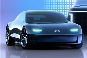 현대차, 쿠페형 전기 세단 '아이오닉 6' 내년 출시
