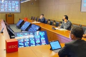 HDC현대산업개발, '디지털 혁신' 가속화..똑똑하게 일한다