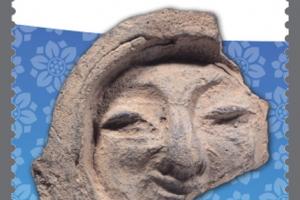 '신라의 미소' 등 환수 문화재 기념 우표 나왔다
