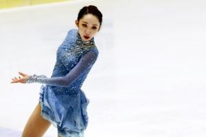 김예림 '역전 우승' 세계선수권 티켓 따낸 은반 위의 요정