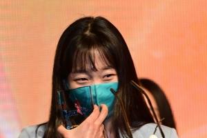 눈물의 수상소감 '거위의 꿈' 이룬 신지현의 특별했던 시즌