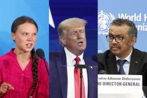 올해 노벨평화상 후보에 트럼프·툰베리·WHO 등 총 329명