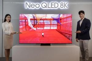 삼성, AI로 만든 화질 네오 QLED… LG, 올레드로 맞붙는 'TV 빅매…