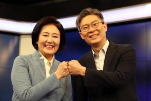 사장님 자산 늘리자는 박영선 vs. 손님 주머니 채우자는 조정훈