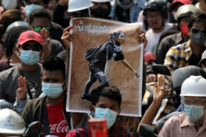 '다 잘 될거야' 믿은 19세 여성의 죽음에 미얀마 군부는 여전히
